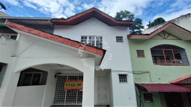 FOR SALE: Double Storey Terrace Selayang