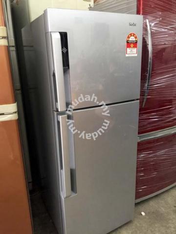 Fridge Haier Refrigerator Peti Ais