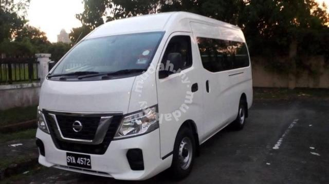 Nissan Van Nv350 13 Seaters For Hire Cars For Rent In Kota Kinabalu Sabah