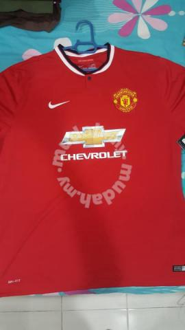 huge selection of a5b62 b1481 Manchester United Home Jersey 2014/15 - Sports & Outdoors for sale in  Georgetown, Penang