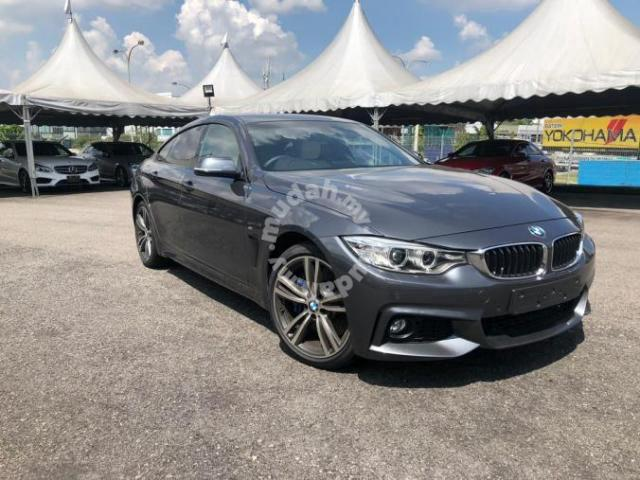 Bmw 428i Coupe >> 2015 Bmw 428i Gran Coupe M Sport 2 0 A Recon Cars For