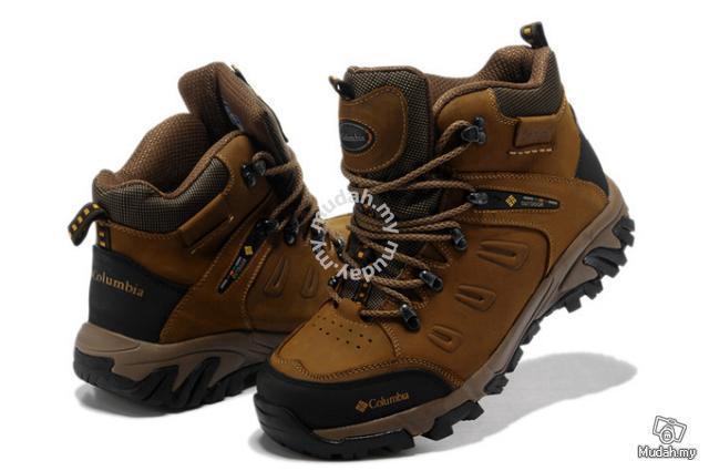 Columbia Men's Dogwood Hiking Shoe Tusk/Squash YM3496 221 8 UK