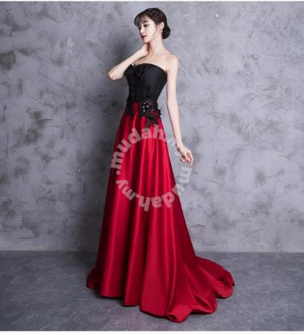 eb5c4d8287c9 Red black Wedding prom dress gown RBP0742 - Clothes for sale in ...