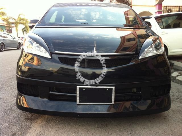 Perodua Alza Fabulous Bodykit - Car Accessories & Parts