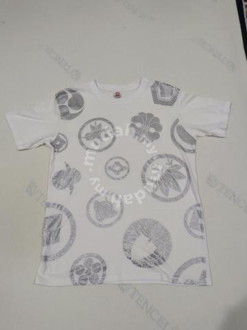 Japanese Ancient Families' Logos T Shirt