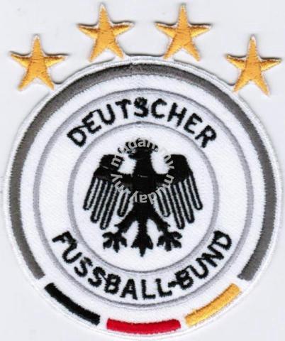 Germany National Football Team Fifa Soccer Patch Hobby