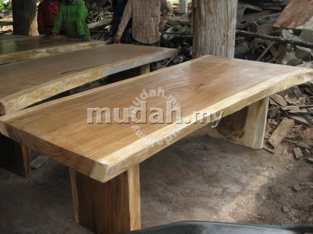 Genial Aipj Acacia Raintree Wood Slab Dining Table   Furniture U0026 Decoration For  Sale In Ipoh, Perak