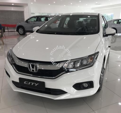 2019 New Honda City 1 5 A Ready Stock High Rebat Cars For Sale In Glenmarie Selangor