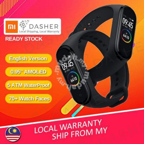 [LATEST] Xiaomi Mi Band 4 AMOLED Miband - Mobile Phones & Gadgets for sale  in Cheras, Kuala Lumpur