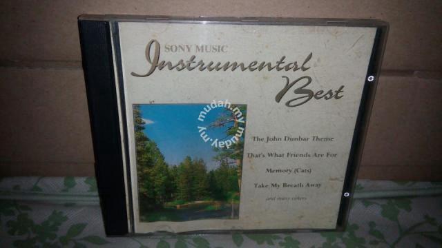 CD Sony Music Instrumental Best - Music/Movies/Books/Magazines for sale in  Kelana Jaya, Selangor