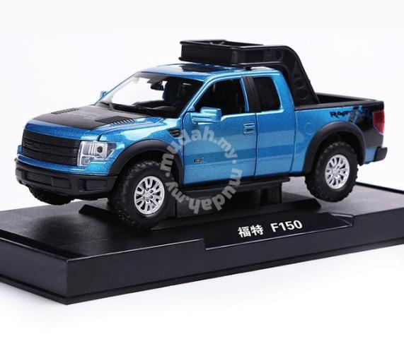 Blue Ford Raptor >> Ford Raptor F150 Pickup Truck Light Sound Blue Hobby Collectibles For Sale In Bangsar Kuala Lumpur