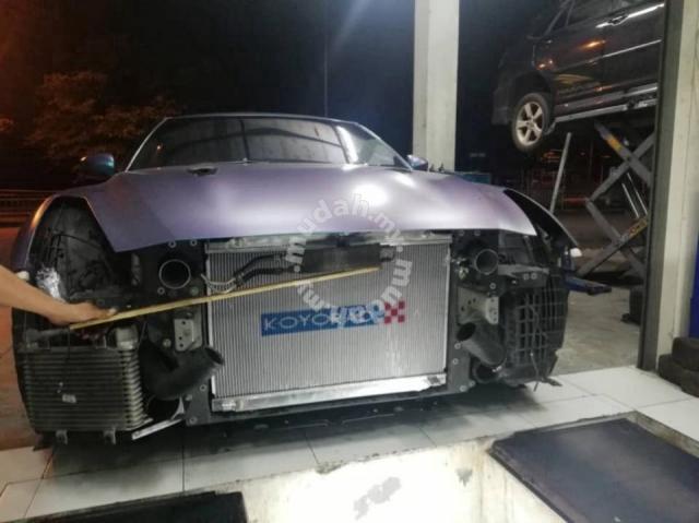 R35 Koyo Radiator Aluminium GTR GTR35 - Car Accessories & Parts for sale in  Butterworth, Penang