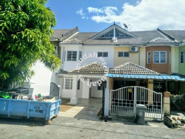 Baru Repair & Cat Teres 2 Tingkat Taman Alamanda Senawang ...