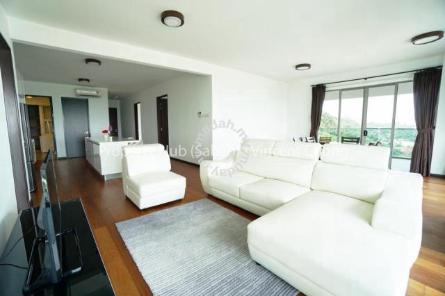 Bay Residences Likas Full Sea View Corner Unit 5 Car Parks Apartments For Sale In Kota Kinabalu Sabah