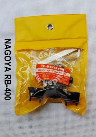 Nagoya RB400 Mobile Antenna Mount Black - Accessories for Phones & Gadgets  for sale in Melaka Tengah, Melaka
