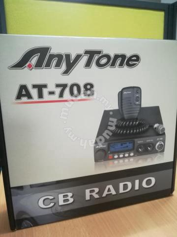 Anytone CB radio