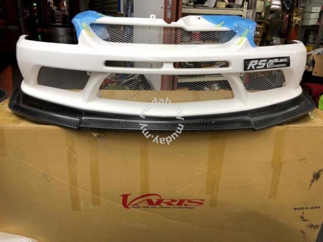 Varis Hurtling Lancer Evolution 9 Evo Front bumper - Car Accessories &  Parts for sale in Butterworth, Penang