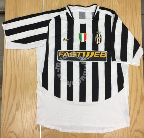 hot sale online 23b60 67d48 Nike Juventus Home Jersey 2003/2004 Used - Sports & Outdoors for sale in  Shah Alam, Selangor
