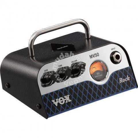Vox MV50 Rock Hybrid Tube Head Guitar Amp - 50W - Music Instruments for  sale in Gombak, Kuala Lumpur