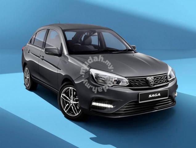 2020 Proton Saga 1 3l A Enjoy Sales Tax Rebate Cars For Sale In Sungai Dua Penang