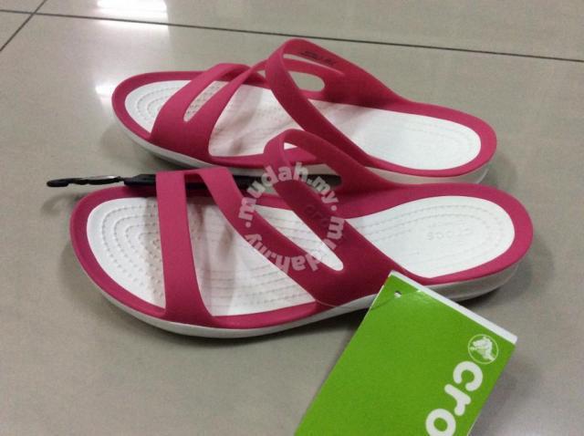 8e1f5a148b68b Original Crocs Swiftwater Sandal - Shoes for sale in Setiawangsa ...