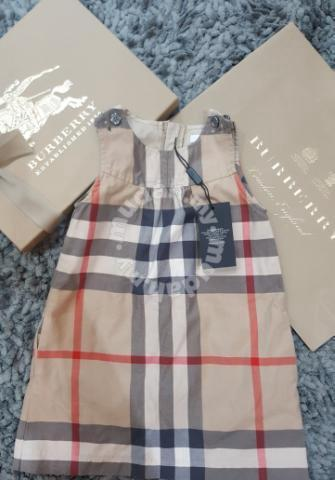 c0647e50 Burberry checked Dresses Baju clothes for kids - Clothes for sale in ...