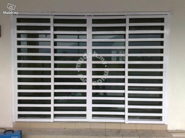 Grill pintu sliding - Furniture & Decoration for sale in ...
