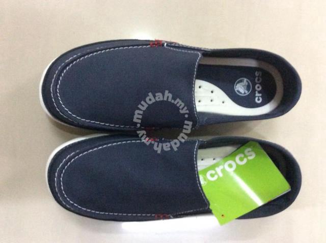 13b68d001a25c Original Crocs Walu Accent Men - Shoes for sale in Setiawangsa ...