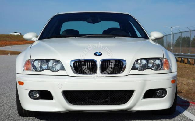 Bmw E46 M3 Front Bumper Conversion Car Accessories Parts For