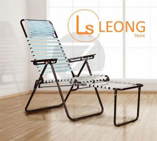 Adjustable Relax Chair/Lazy Chair PVC Flat String   Furniture U0026 Decoration  For Sale In Muar, Johor