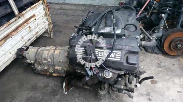 Jdm Bmw Engine E46 N42b 3 Series 320i 98 05 Car