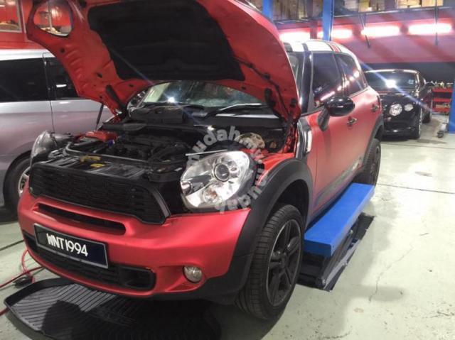 Mini Cooper Bmw Engine Service And Repair Mobil Car Accessories