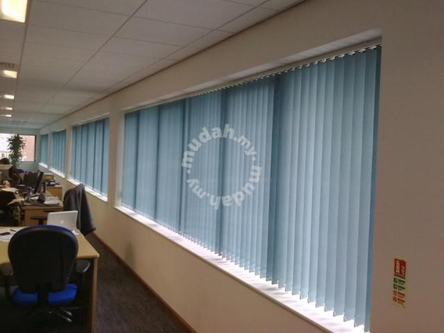 Curtain for Office | Vertical Blinds | Roller - Furniture ...