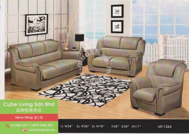 Leather Sofa Trade In Furniture Decoration For Georgetown Penang