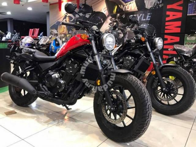 Honda Rebel 500 Abs Cmx500a New Model Motorcycles For Sale In