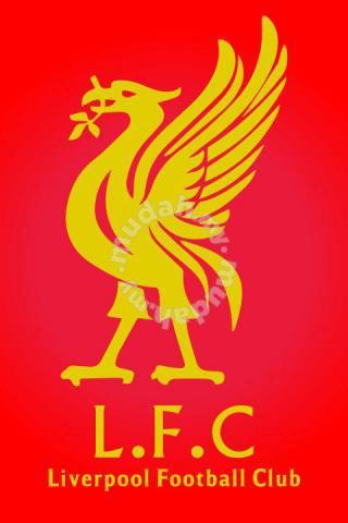Poster Liverpool Fc Logo L F C Hobby Collectibles For Sale In Bukit Bintang Kuala Lumpur Mudah My