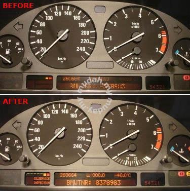 BMW E39 E38 E53 Instrument Cluster MID Repair - Car Accessories & Parts for  sale in Batu, Kuala Lumpur