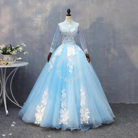 Wedding Dress Muslimah Off 61 Www Daralnahda Com