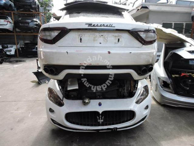 maserati granturismo 4 2 v8 engine gearbox parts car accessories parts for sale in jalan. Black Bedroom Furniture Sets. Home Design Ideas