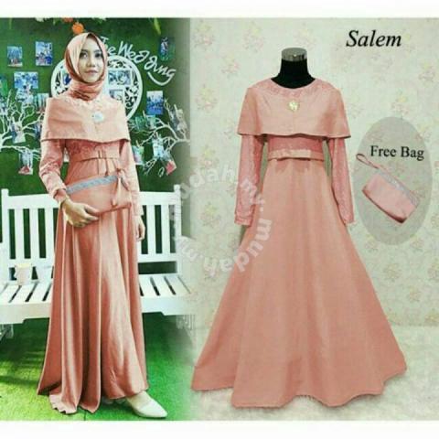 Maxi Dress Bridesmaid Dress
