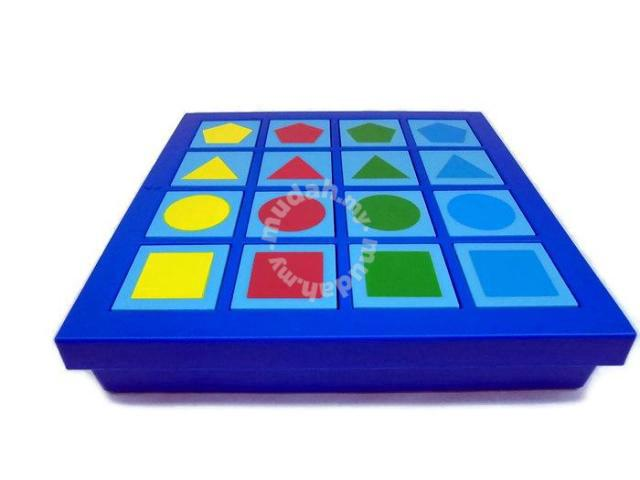 IQ Games & Shapes Logic & Creativity - Moms & Kids for sale in Klang,  Selangor