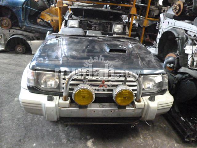 JDM HalfCut Mitsubishi Pajero V46 4M40-T 2 8L Auto - Car Accessories &  Parts for sale in Puchong, Selangor