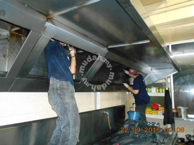 Kitchen Exhaust Duct Cleaning Services   Services Available In Others,  Selangor