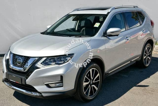 2019 New Nissan X Trail Face Lift Cars For Sale In