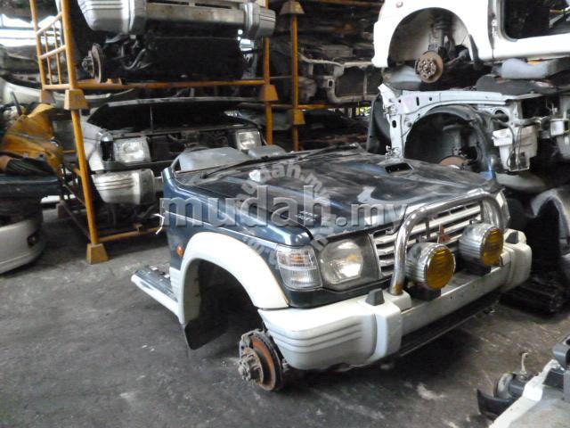 JDM HalfCut Mitsubishi Pajero V46 4M40-T 2 8L Auto - Car Accessories &  Parts for sale in Puchong, Selangor
