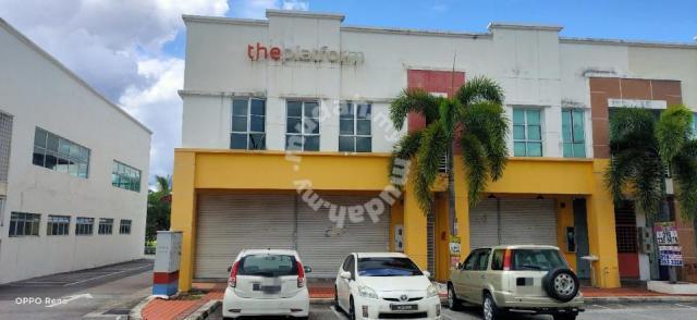 Senawang Dataran Kemuning double storey Shop For Sale