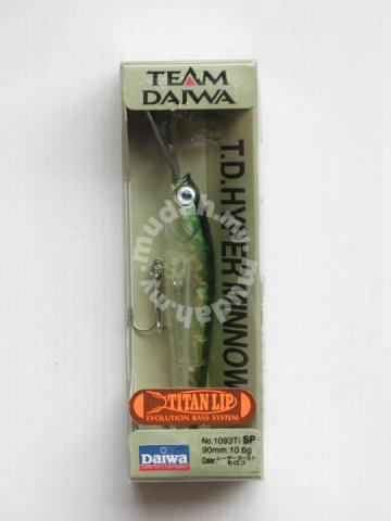 Team Daiwa TD Hyper Minnow Fishing Lure - Sports & Outdoors for sale in  Puchong, Selangor