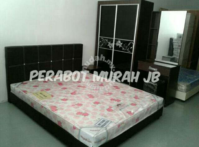 Set Bilik Tidur Johor Bahru Desainrumahid