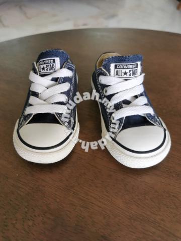 Original Converse Infant Shoes Navy