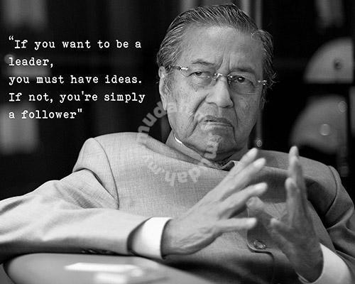 Poster Tun Dr Mahathir Quote Hobby Collectibles For Sale In Cheras Kuala Lumpur